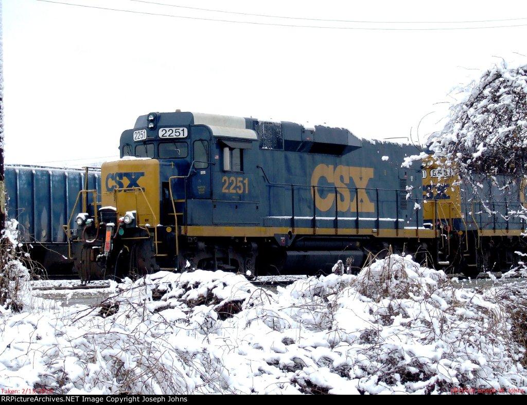 CSX 2251