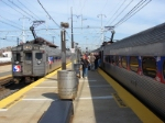 Changing excursion trains