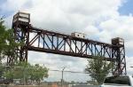 Bridge now gone