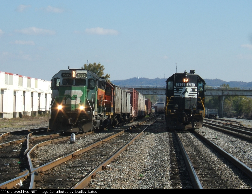 Bnsf Transfer and Ns