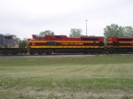 IC&E-KCS Manifest