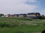 IC&E Grain Train