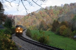 Hopper train South End Green Mountain