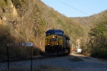 CSX 28 north end siding
