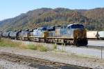 CSX 890 hopper train