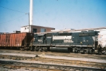NS GP38-2 5207 in the NS Columbus yard