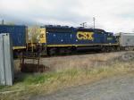 CSX 6942 Helper on Circus Train