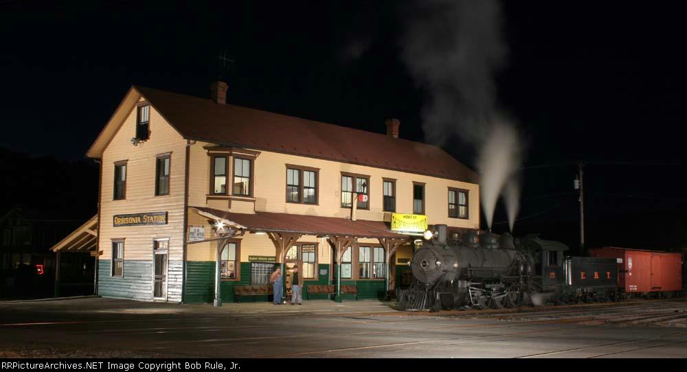 Orbisonia Station Area