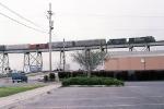 SP transfer heading for East Bridge Jct