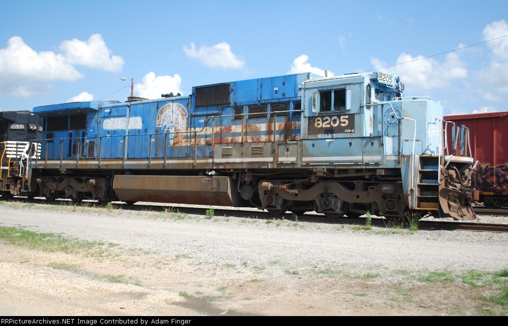 NSSX 8205