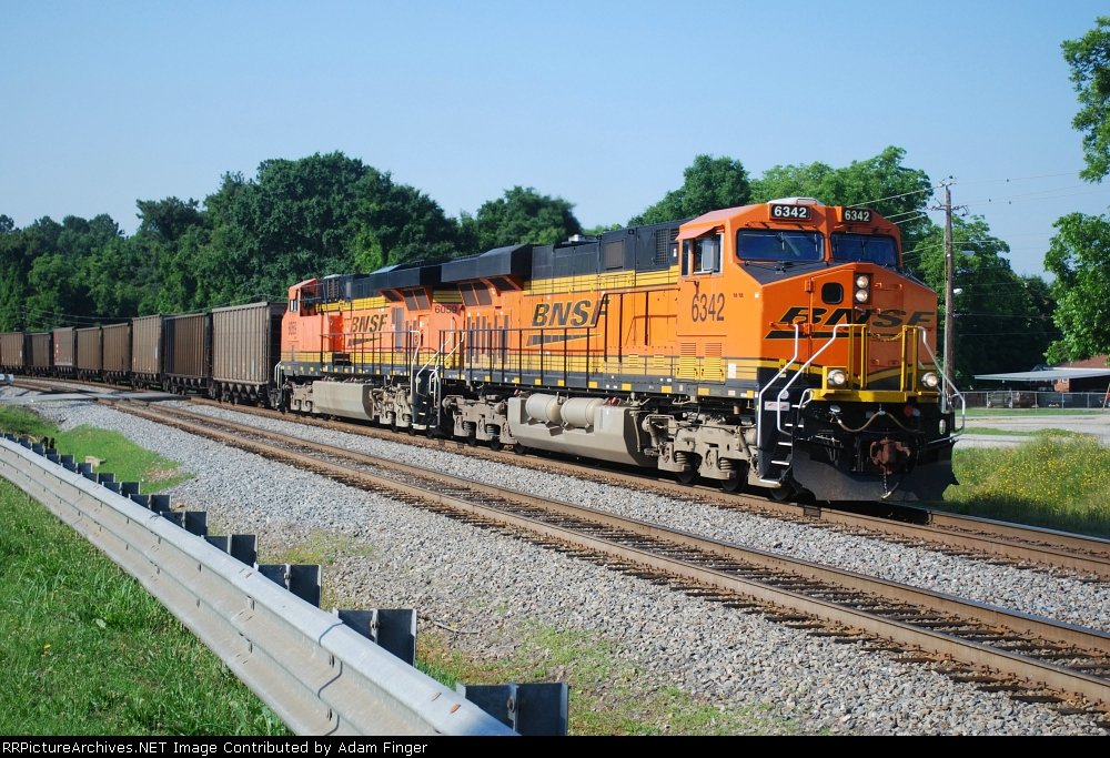 BNSF 6342
