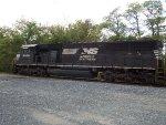 Norfolk Southern SD-60E #6908 in Harrisonburg, Virginia yard