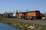 Q340 With BNSF Power