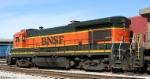 BNSF B23-7 4231