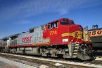 BNSF CW44-9 774