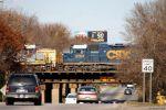 CSX Barr Yard Overpass