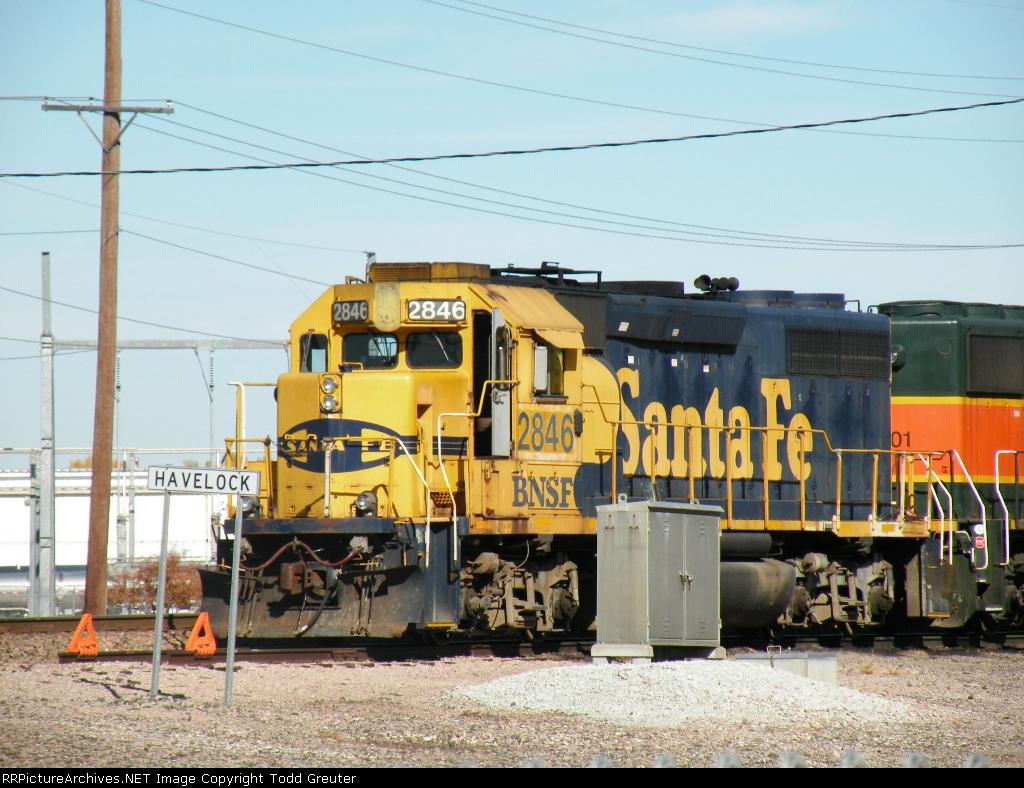 BNSF 2846