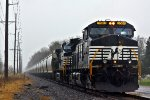 Wait for K39 or K43 crews plan come to take that NS loaded grain train head for Cannon, DE or Delmar, DE bound