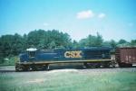 CSX ES44AC 841