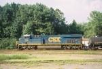 CSX ES44AC 941