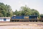 CSX ES444AC 841