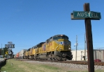 """West Coast"" ACe leads NS 226 into Austell"