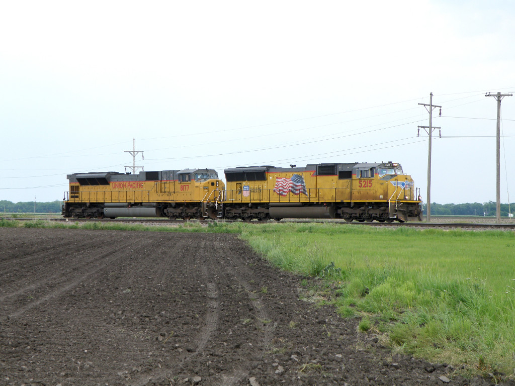 UP 5215 - UP 8177