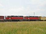 Rail America Corp 3810 & 3864