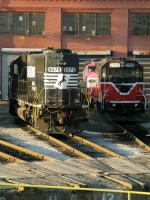NS 6576, PW 2008, & MBTA 1132