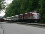 R.J. Corman Derby Train
