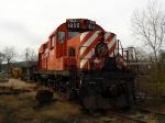 Owego Harford Railway