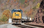 "CSX approaches ""Bud Board"" just west of Cumberland"