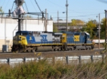 CSX 60 and 8410