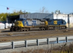 CSX 129 and 7343