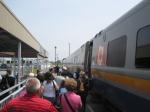 Boarding #76 to Toronto