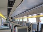 Inside an LRC coach
