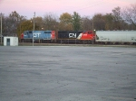 GTW 4905 and CN 9460