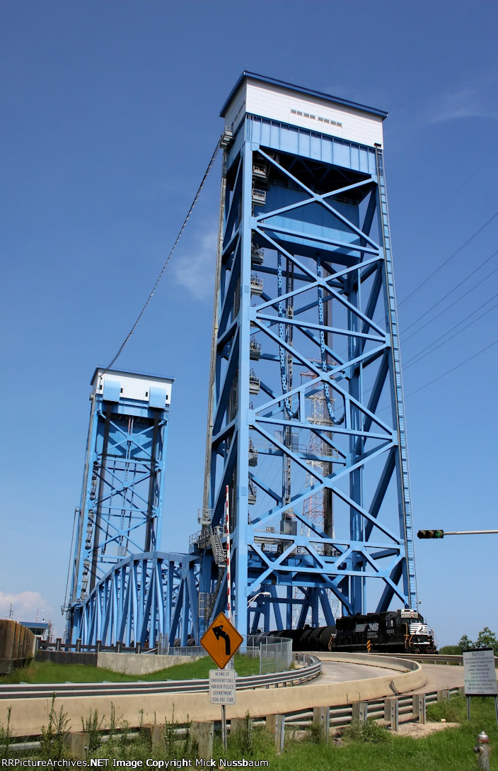 Florida Avenue Drawbridge