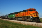 Eastbound BNSF Local Train