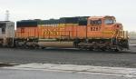 BNSF 8267