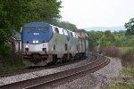 "P029 Amtrak ""Capitol Limited"""