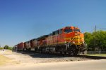 BNSF Westbound