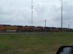 KCS, CN, And NS All In Lafayette Yard