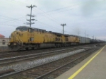 Union Pacific Ethanol train