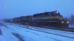 ICE #6401, CSX #7783, & CP #6010