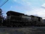 Norfolk Southern #2667 & #9415