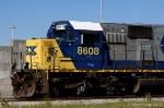 CSX SD50-2 8608