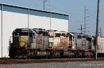KCS SD40-3 6092