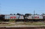 KCS SW1500 4351 & MP15DC 4367