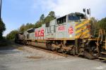 CSX Q619-05 KCS 4022, 4009